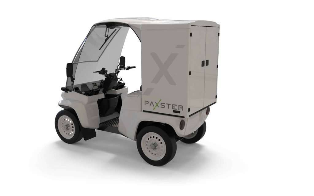 Paxster Delivery 750L